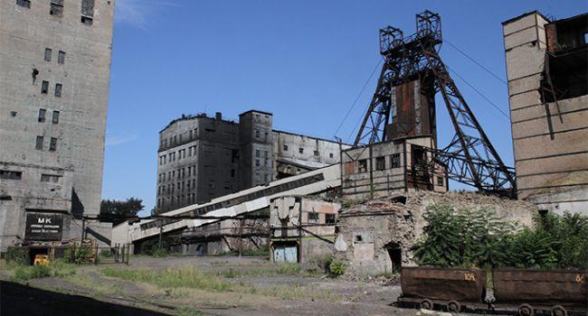 Никому, кроме Украины, этот уголь и не нужен: добыча на шахтах «ДНР» снизилась в несколько раз по сравнению с 2014 годом