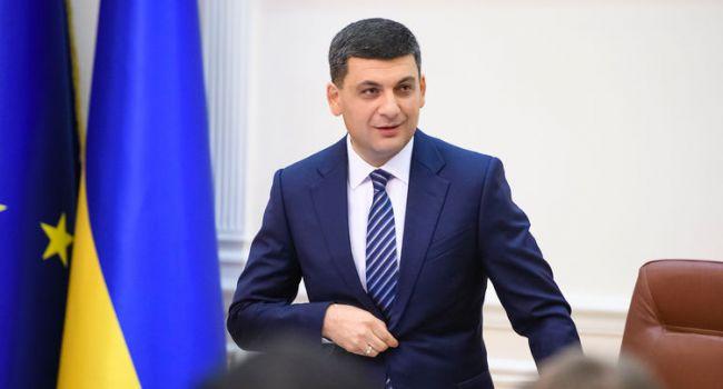 Гройсман намерен минимизировать контакт украинцев с чиновниками