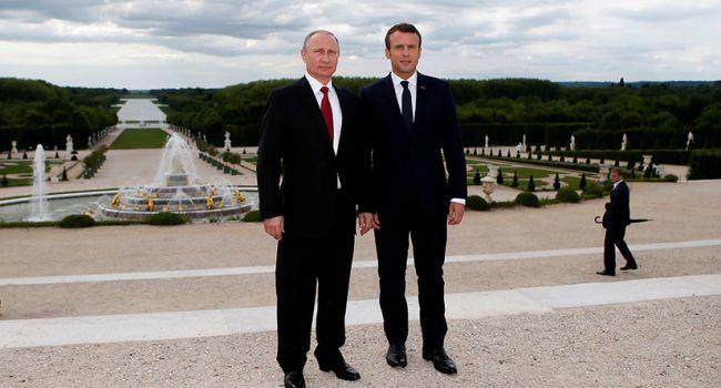 «Мы хотим избежать полного выхода России из Совета Европы»: Макрон вступился за Путина после встречи с Зеленским