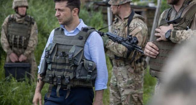 Зеленский будет отводить войска без диалога с сепаратистами, – эксперт