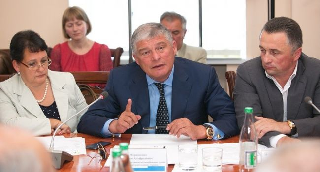 Евгений Червоненко хочет побороться за депутатский мандат