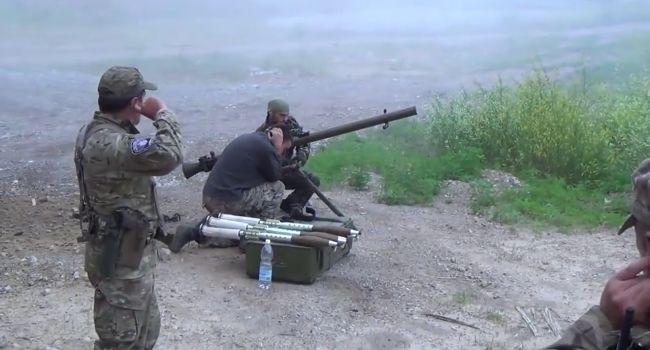 «У ВСУ проблем с ответкой нет»: обнародовано видео мощного двойного удара по боевикам Донбасса
