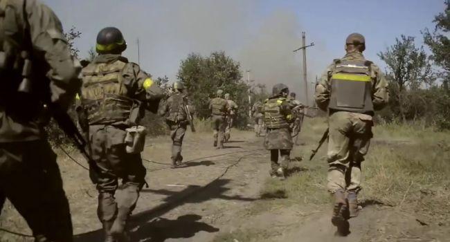 Война на Донбассе: бойцы ВСУ понесли невосполнимые потери