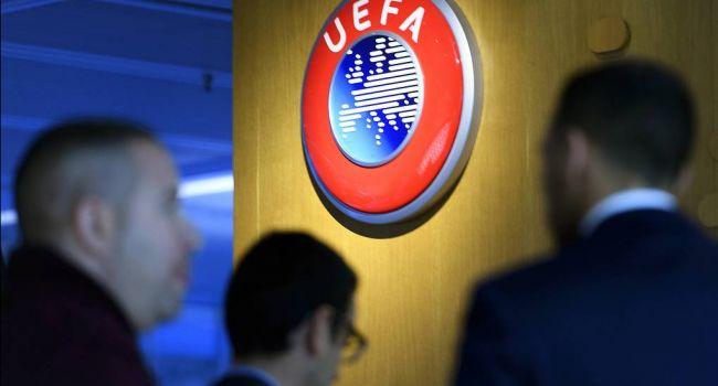 В УЕФА не собираются отказываться от сотрудничества с «Газпромом», невзирая на санкции