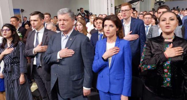 Политолог: Порошенко не боролся за отмену указа Зеленского, хотел на волне президентской кампании провести свою фракцию в парламент