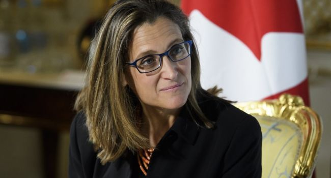 Власти Канады ввели санкции против президента Никарагуа