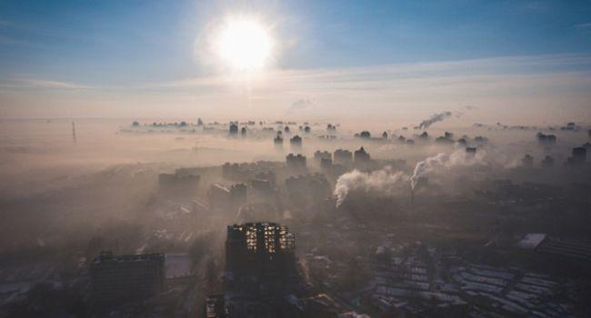 «Киев в тумане»: В ГСЧС рассказали о ситуации с загрязнением воздуха в столице