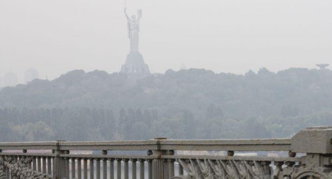 В ближайшие дни киевлянам нечем будем дышать из-за жары