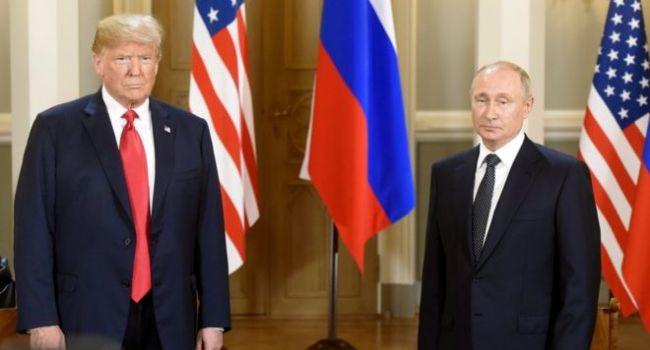 Трамп бесстрашен, а Путин сам по себе трус - Табах