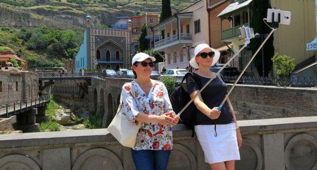 Из-за отсутствия российских туристов Грузия потеряет не менее ста миллионов долларов