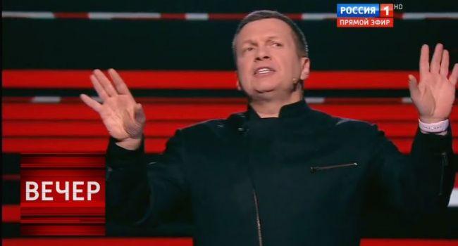 «Если его нет, это не значит, что некому ответить»: в РФ Соловьева поставили на место из-за критики покойного Доренко