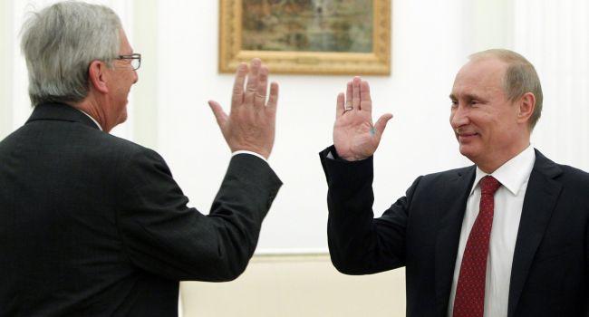 Политолог: европейцы все еще думают, что Путин договороспособен