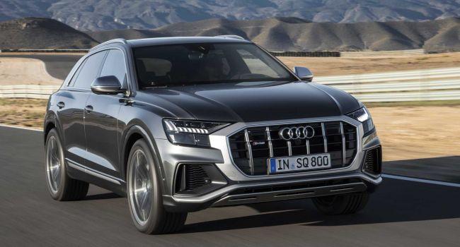 Компания Audi презентовала «горячую» версию кроссовера Q8