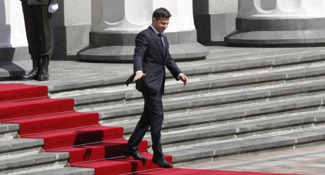 Тыщук: в Европе презирали предыдущего президента, презирали его «папередника», презирают и нового гаранта