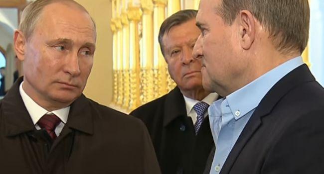 Павел Нусс: мы с вами становимся свидетелями ситуативного союза Путина – Медведчука – Зеленского