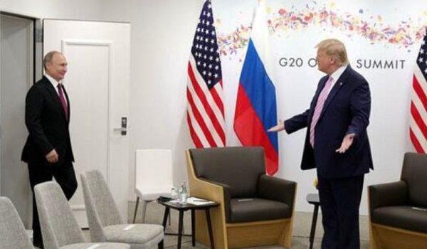 «Он прекрасный парень!»: Трамп щедро расхвалил Путина