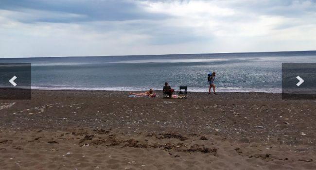 «При Украине такой печали не было»: в Крыму запустили квест «найти отдыхающего», показав пустые пляжи полуострова