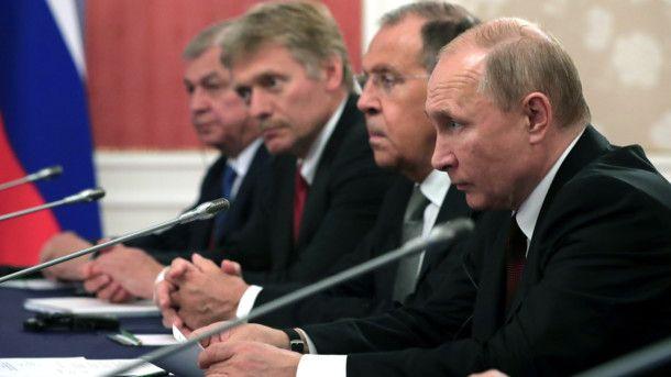 Песков считает, что телемост Россия – Украина «заслуживает высокого доверия»