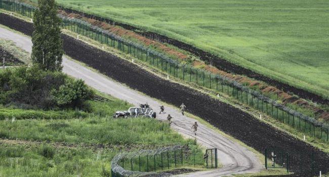 Назло Путину и его шестеркам в Украину стену на границе с Мордором мы достроим, – Сазонов