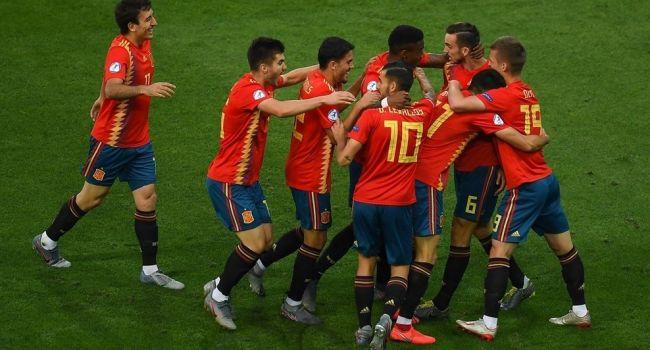Молодежная сборная Испании (U-21) стала чемпионом Европы по футболу, обыграв в финале Германию со счетом 2:1