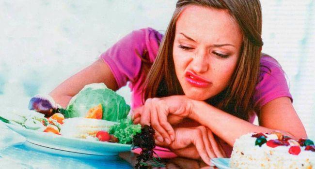 Невкусная еда негативно влияет на настроение человека