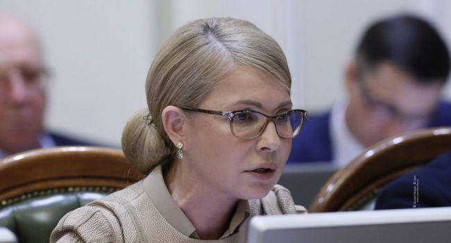 Зеленский не дурак и за ним стоят не дураки. Тимошенко в коалиции ценой премьерского кресла не будет, – политолог