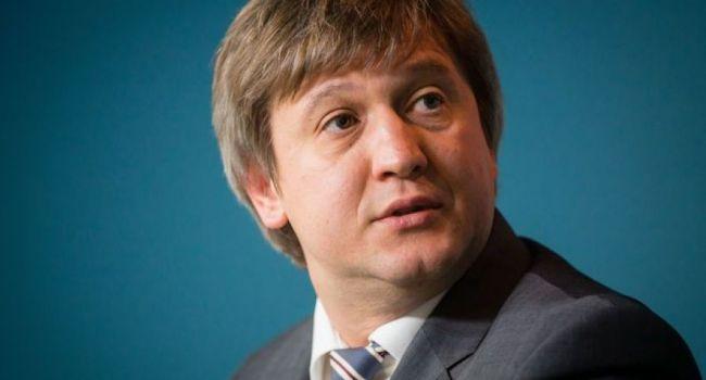 Данилюк считает, что на Донбассе нужно говорить исключительно на русском языке