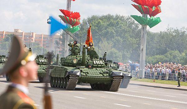 Российские военные преступники пройдут маршем на параде в Минске – InformNapalm