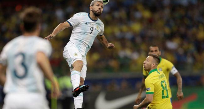 Сборная Бразилии уверенно обыграла Аргентину в полуфинале Кубка Америки