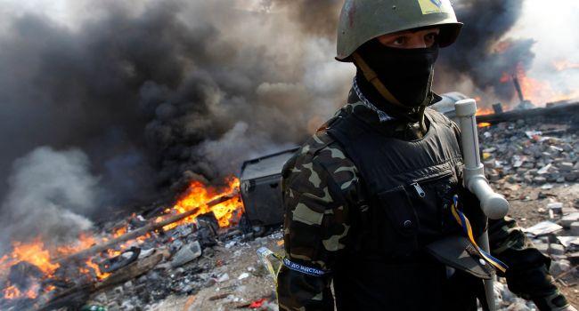 «Достали из-под земли, и отправили в воздух»: бойцы ВСУ устроили российским наемникам «мясорубку» на Донбассе