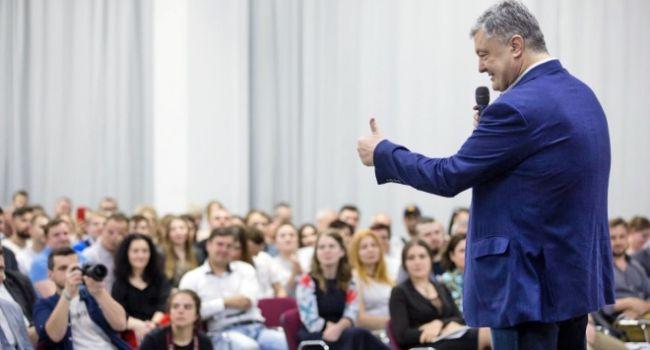 Нусс: с уходом Порошенко мы потеряли союзника в лице президента Украины