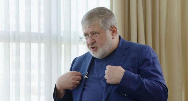 Блогер: Коломойский посадил Зеленского на «шпагат», вопрос только в том, сколько президента так выдержит