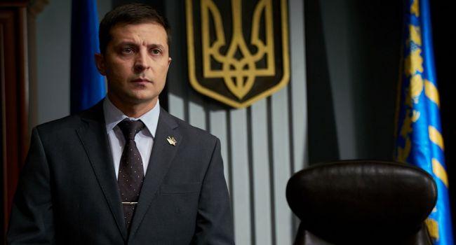 Зеленский: Крым и Донбасс - это Украина
