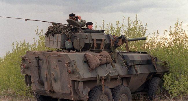Бойцы ВСУ начнут воевать на Донбассе против армии Путина на технике НАТО: Канада готова передать вооружение