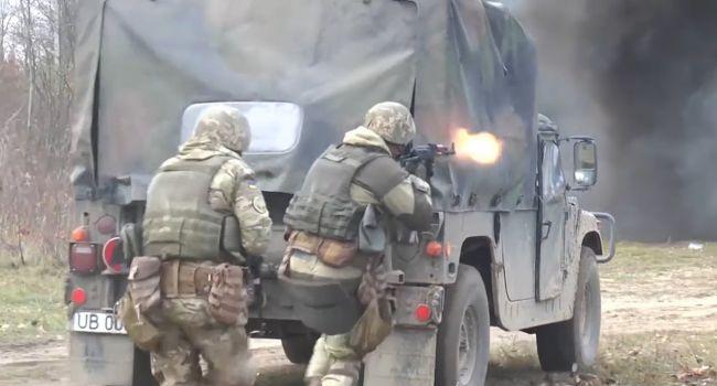 Наемники Путина устроили кровавые бои на Донбассе: силы ООС у Марьинки понесли летальные потери