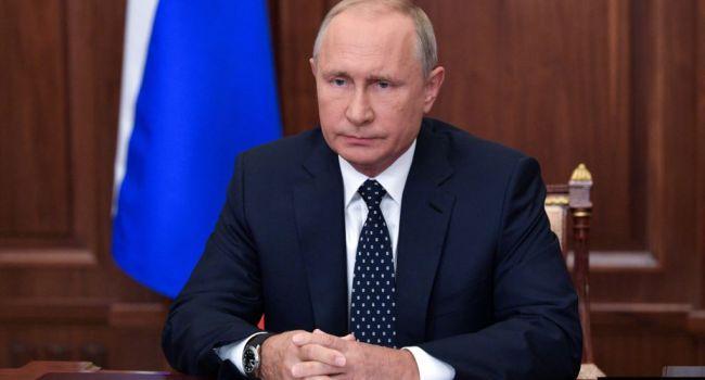 «Мы дождемся окончания предвыборной кампании в Украине, а там и посмотрим, что будет делать Зеленский в реальной жизни», — Путин