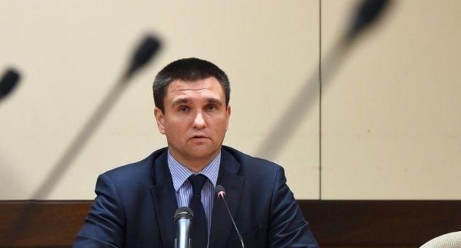 Климкин: Медведчук вполне может превратиться в «теневого министра во вопросам России»