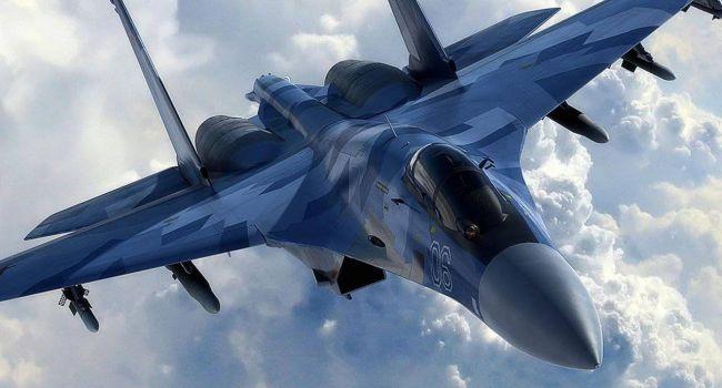 «Опасный маневр»: истребитель Путина Су-27 перехватил американский самолет-разведчик Р-8А Poseidon