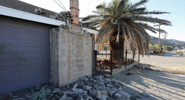 Калифорнию сотрясло еще одно сильнейшее землетрясение