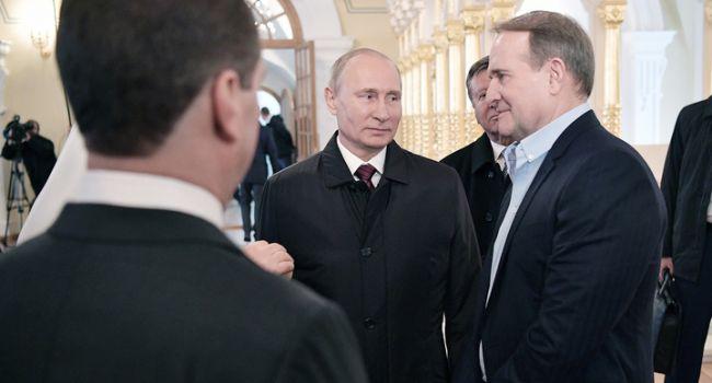 Олешко: против идеи Медведчука должны объединиться проукраинские партии, активисты, СБУ, президент