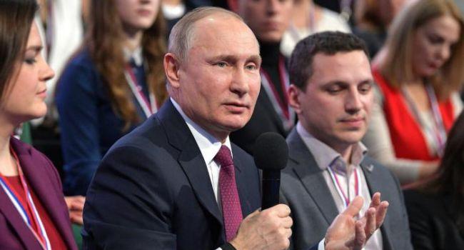 Журналист: с РФ действительно надо говорить, но только после возвращения Крыма, Донбасса и личных извинений Путина