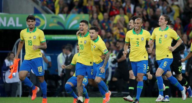 Сборная Бразилии - победитель Копа Америка-2019