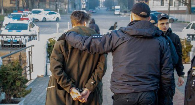 В Днепре под домашний арест отпустили парней, обвиняемых в убийстве инвалида