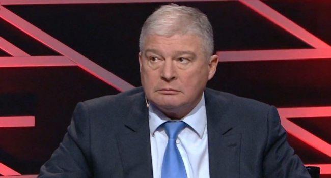 Червоненко предсказывает обвал рейтинга президента уже к осени