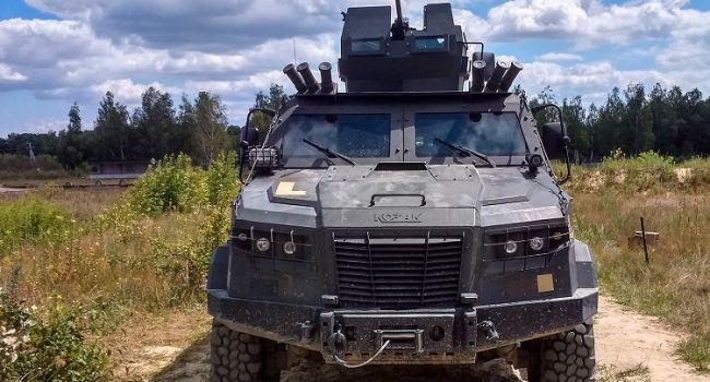 Армия Украины станет сильнее: ВСУ успешно провели испытания нового суперброневика