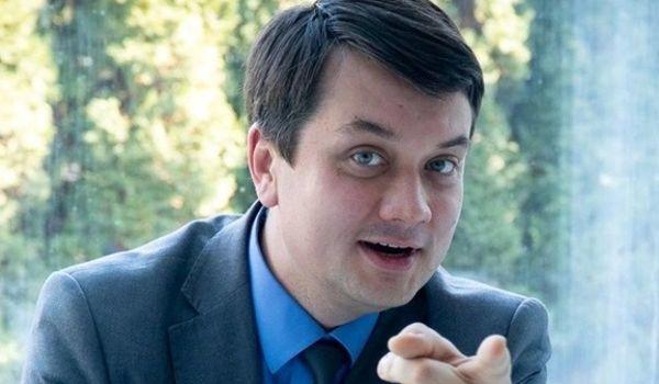 Доки не припиниться окупація: Разумков відзначився новою скандальною заявою про російську мову