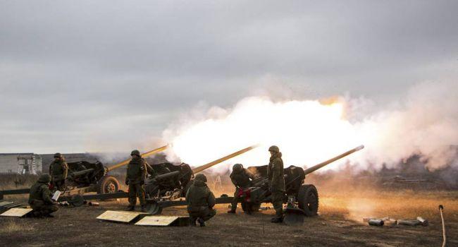 За что боролись, на то и напоролись: враг ударил по ВСУ из артиллерии, и понес летальные потери