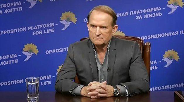 Политолог: Может, уже настало время арестовать Медведчука?