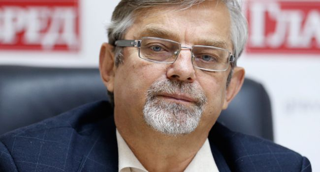 В Украине действует «подпольный обком», в который входят Путин, Порошенко и Медведчук — Небоженко
