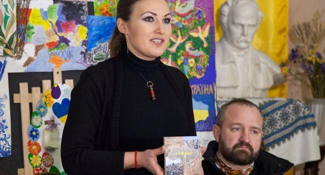 София Федына: горда с того, что представляю «ЕС», потому что большинство демократических сил легло под Москву